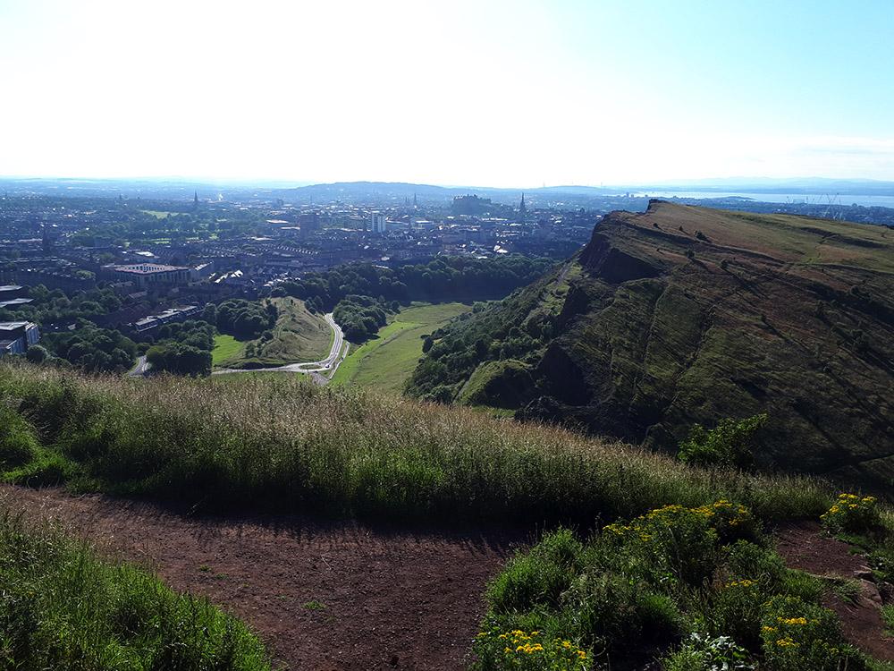 An Edinburgh park
