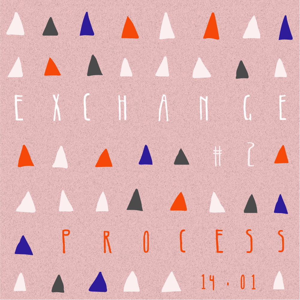 Utrecht Print Exchange #2: Process, Tues 14 Jan 2020